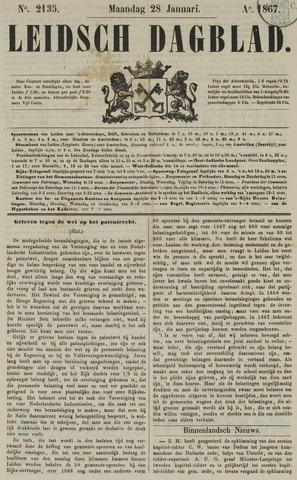 Leidsch Dagblad 1867-01-28