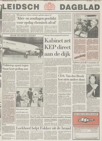 Leidsch Dagblad 1988-11-29