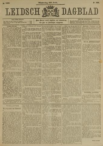 Leidsch Dagblad 1904-07-25