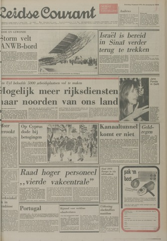 Leidse Courant 1975-01-18