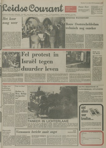Leidse Courant 1974-11-11