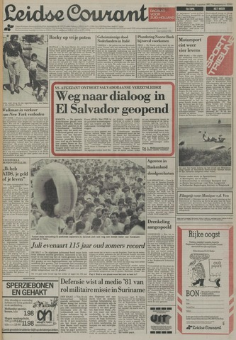 Leidse Courant 1983-08-01