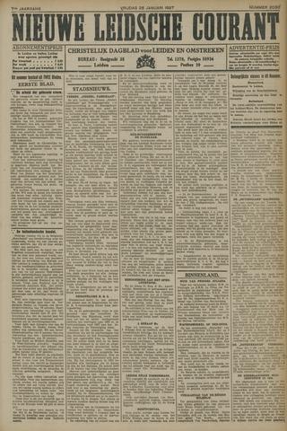 Nieuwe Leidsche Courant 1927-01-28