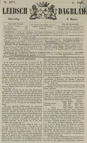 Leidsch Dagblad 1867-03-09
