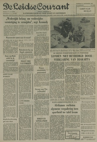 Leidse Courant 1963-09-21