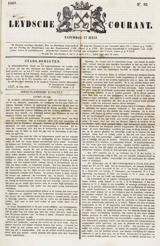Leydse Courant 1869-07-17