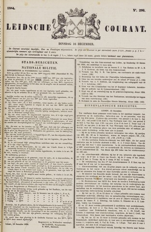 Leydse Courant 1884-12-16
