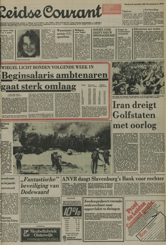 Leidse Courant 1980-09-30