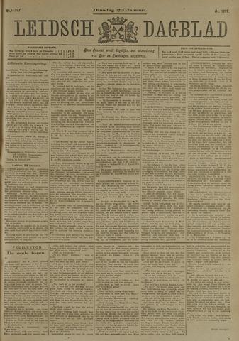 Leidsch Dagblad 1907-01-29