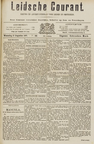 Leydse Courant 1887-08-17