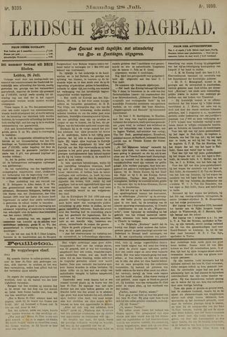 Leidsch Dagblad 1890-07-28