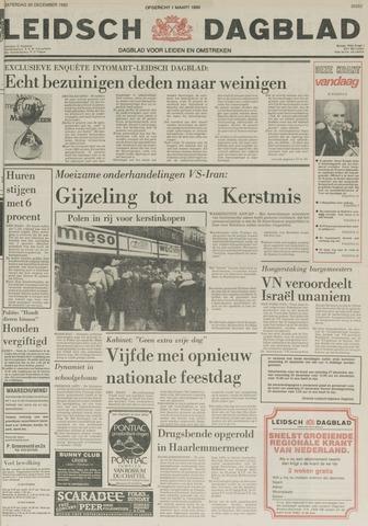 Leidsch Dagblad 1980-12-20