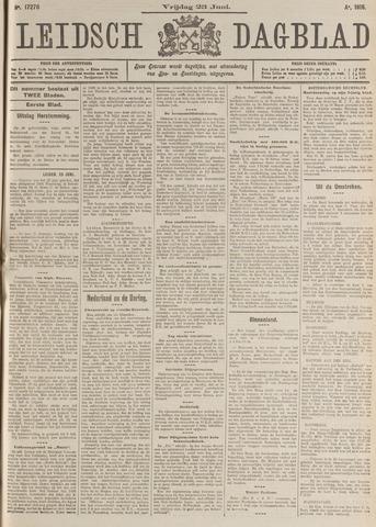 Leidsch Dagblad 1916-06-23