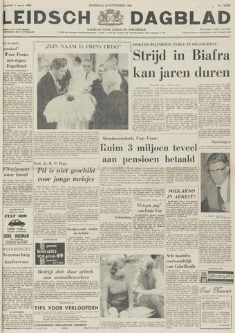 Leidsch Dagblad 1968-09-28
