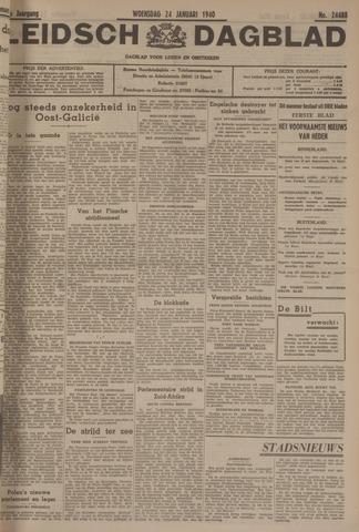 Leidsch Dagblad 1940-01-24