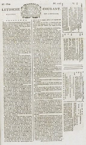 Leydse Courant 1824-09-13