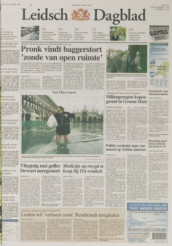 Leidsch Dagblad 1999-10-26