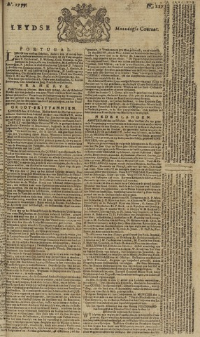 Leydse Courant 1759-10-22