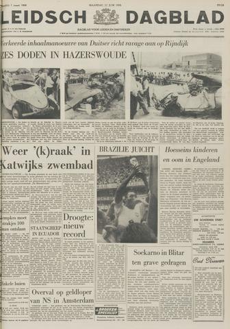 Leidsch Dagblad 1970-06-22