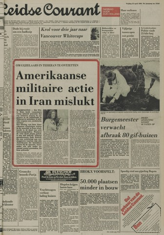 Leidse Courant 1980-04-25