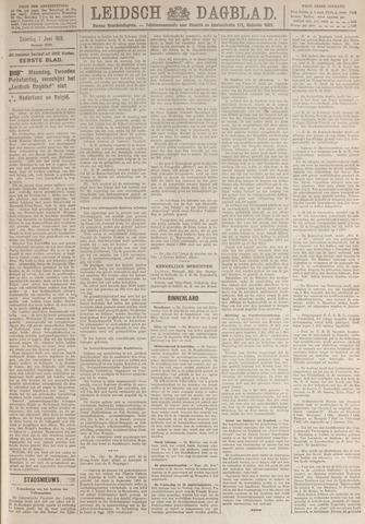 Leidsch Dagblad 1919-06-07
