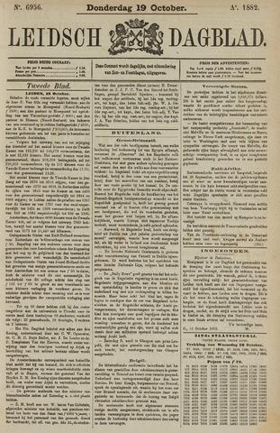 Leidsch Dagblad 1882-10-19