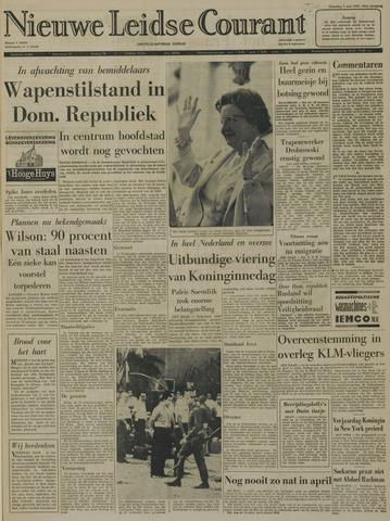 Nieuwe Leidsche Courant 1965-05-01