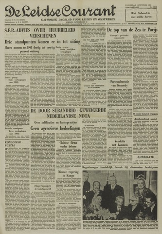 Leidse Courant 1961-02-09