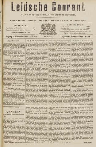 Leydse Courant 1887-11-18