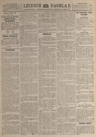 Leidsch Dagblad 1921-03-29