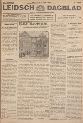Leidsch Dagblad 1928-04-14