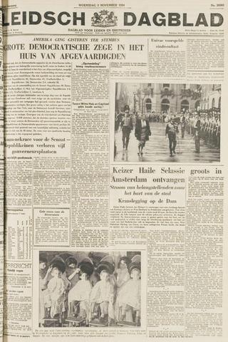 Leidsch Dagblad 1954-11-03