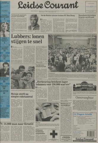 Leidse Courant 1992-02-22