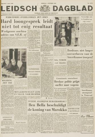 Leidsch Dagblad 1963-10-01