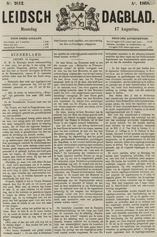 Leidsch Dagblad 1868-08-17