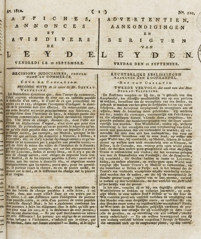 Leydse Courant 1812-09-11