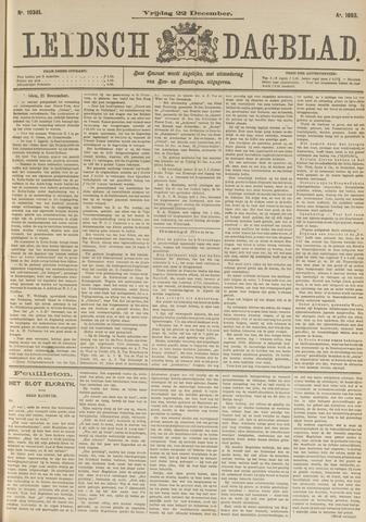 Leidsch Dagblad 1893-12-22