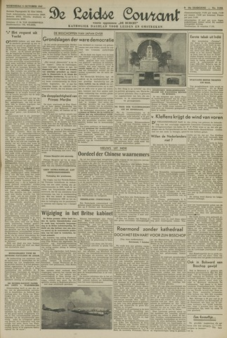 Leidse Courant 1947-10-08
