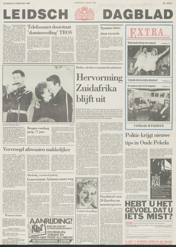 Leidsch Dagblad 1988-02-06