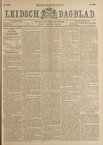 Leidsch Dagblad 1899-12-21