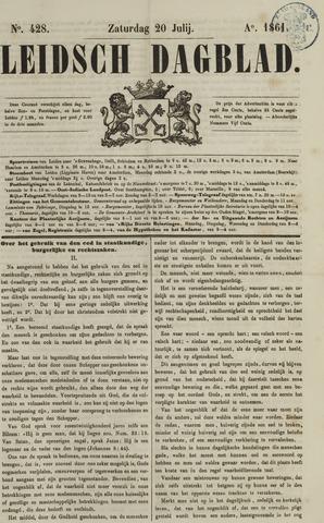 Leidsch Dagblad 1861-07-20