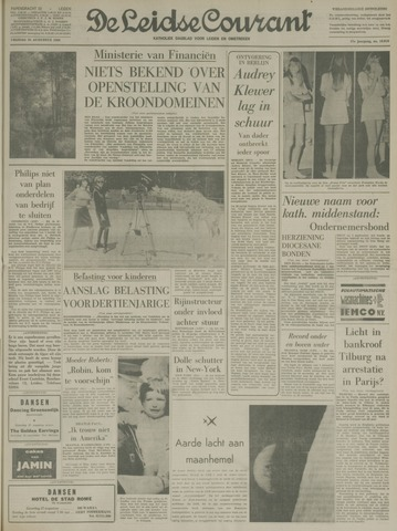 Leidse Courant 1966-08-26