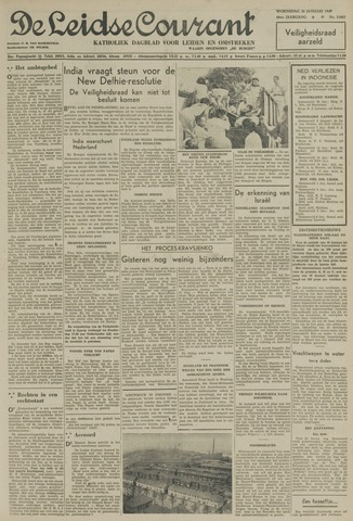 Leidse Courant 1949-01-26