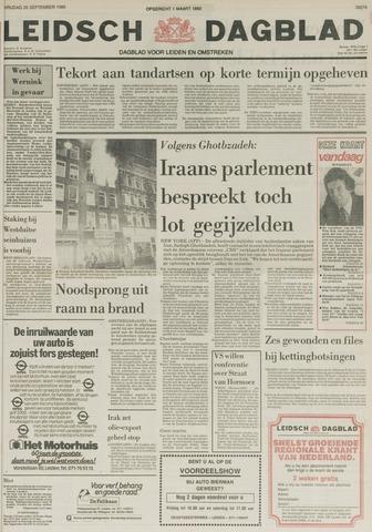 Leidsch Dagblad 1980-09-26