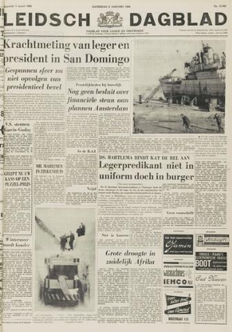 Leidsch Dagblad 1966-01-08