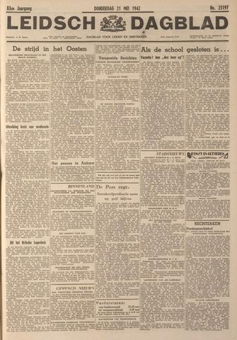 Leidsch Dagblad 1942-05-21