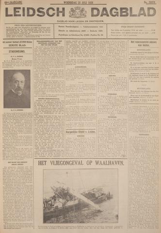 Leidsch Dagblad 1928-07-25