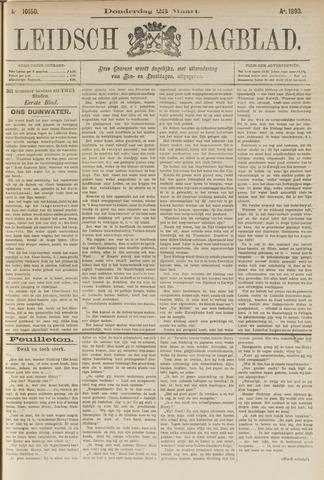 Leidsch Dagblad 1893-03-23