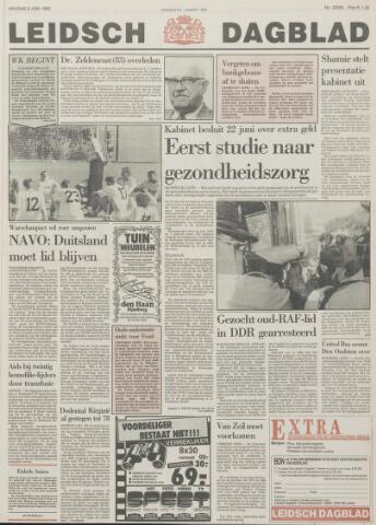 Leidsch Dagblad 1990-06-08