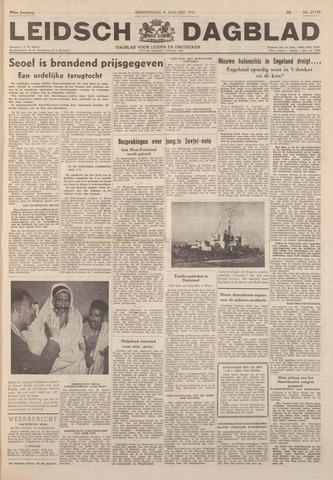 Leidsch Dagblad 1951-01-04